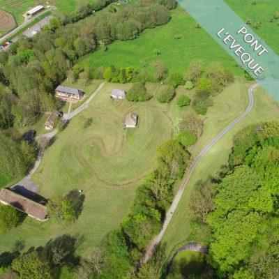 Centre de formation drone Pont L'eveque site vol