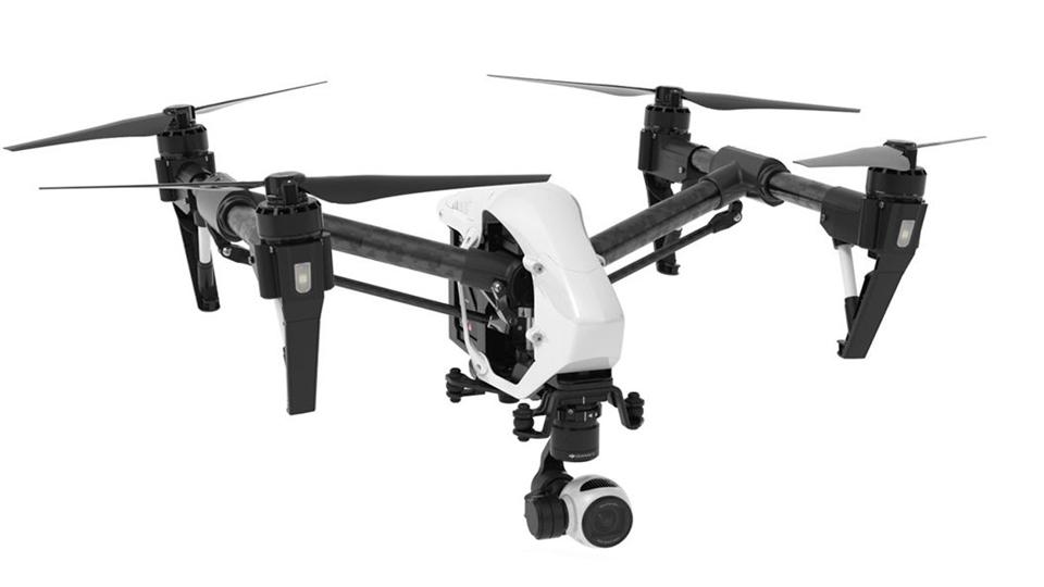Dji INSPIRE X3 drone