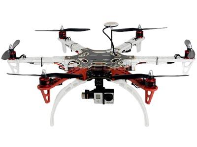 DJI F550 GOPRO drone