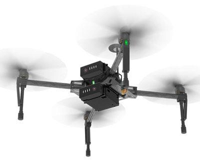 drone DJI MATRICE 100