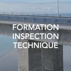 formation inspection technique drone carrousel