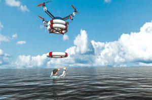 drone-bouée