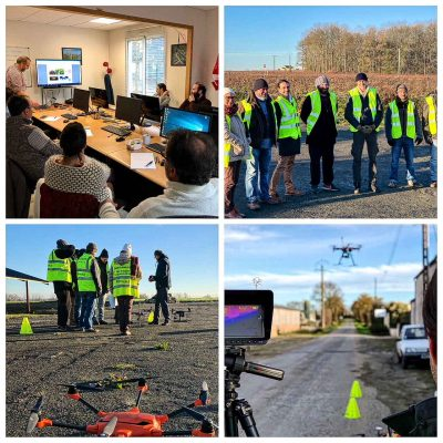 FORMATION PILOTE DRONE MAITRISE