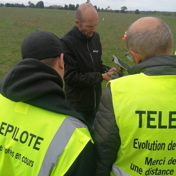 Formation drone Bretagne Rennes