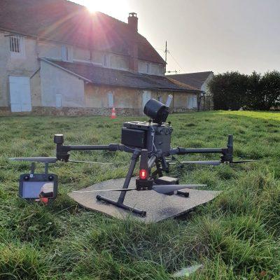 formation drone est paris