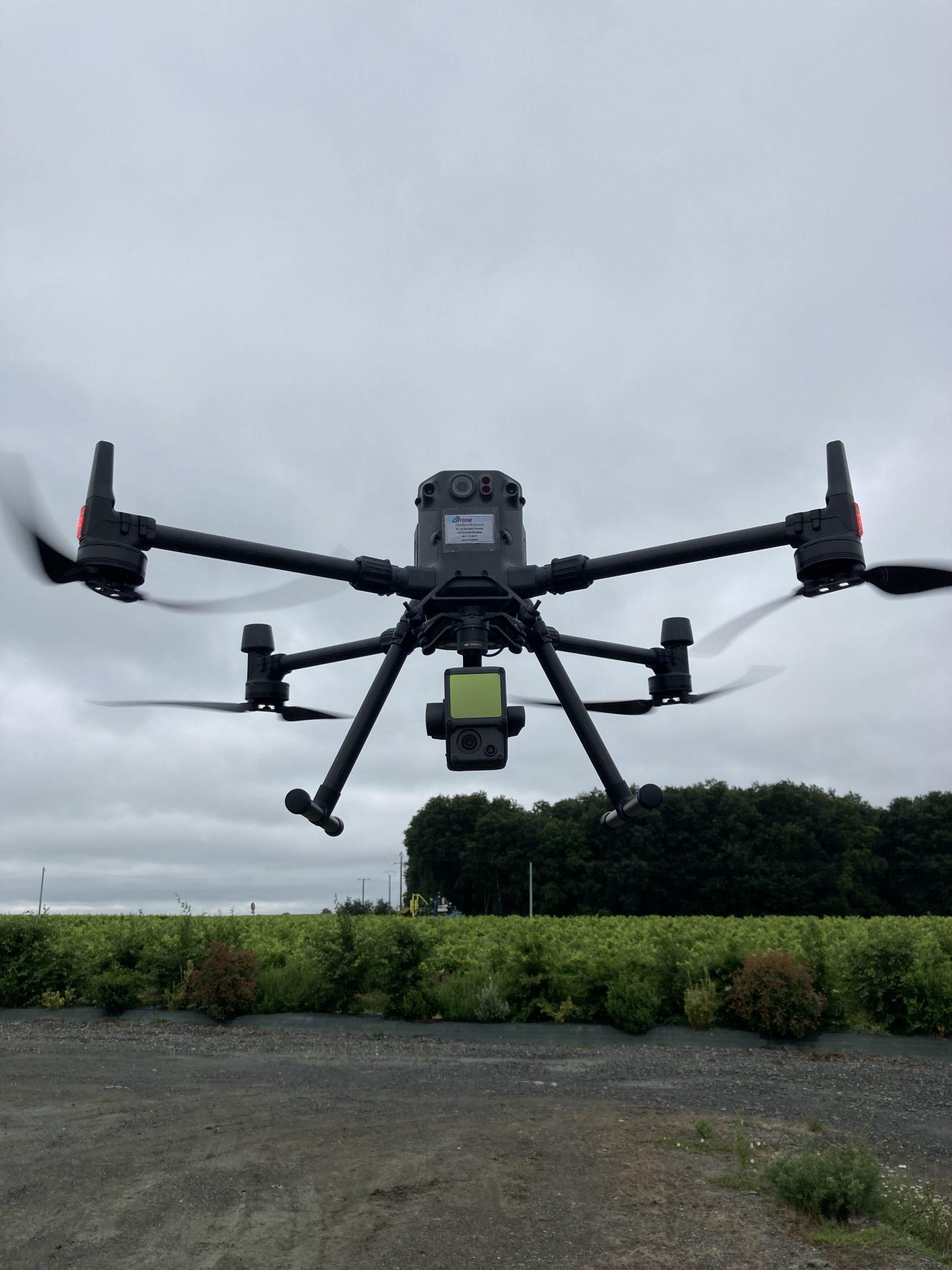 MNT LIDAR DRONE