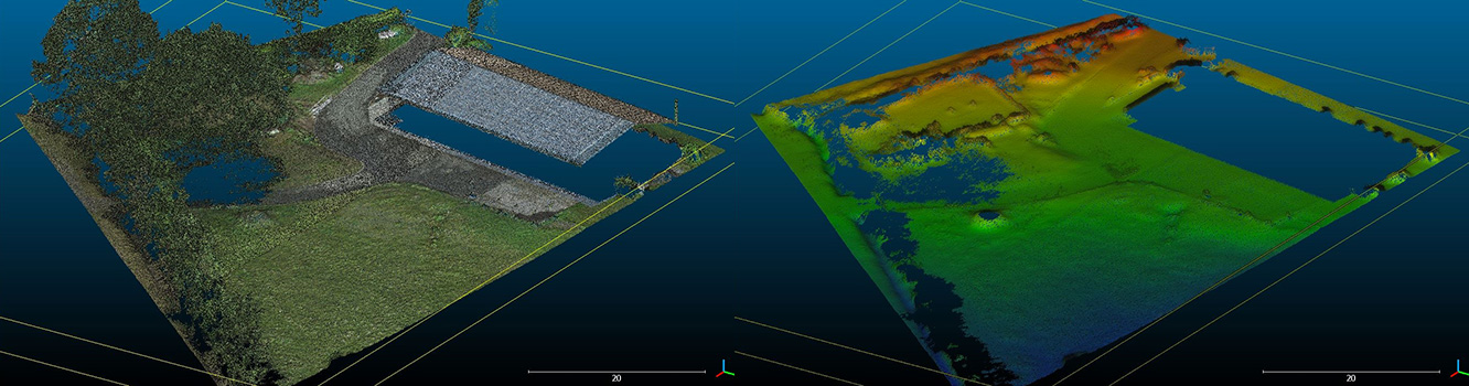 FORMATION DRONE LIDAR ACCUEIL DRONE ON AIR